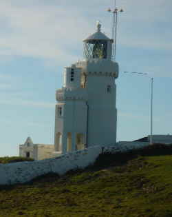 St Catherine's Lighthouse, Niton, Isle of Wight